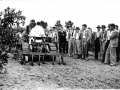 c1930 Tractor demonstration Arcadia Field