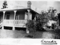 c1940 Arcadian Old home